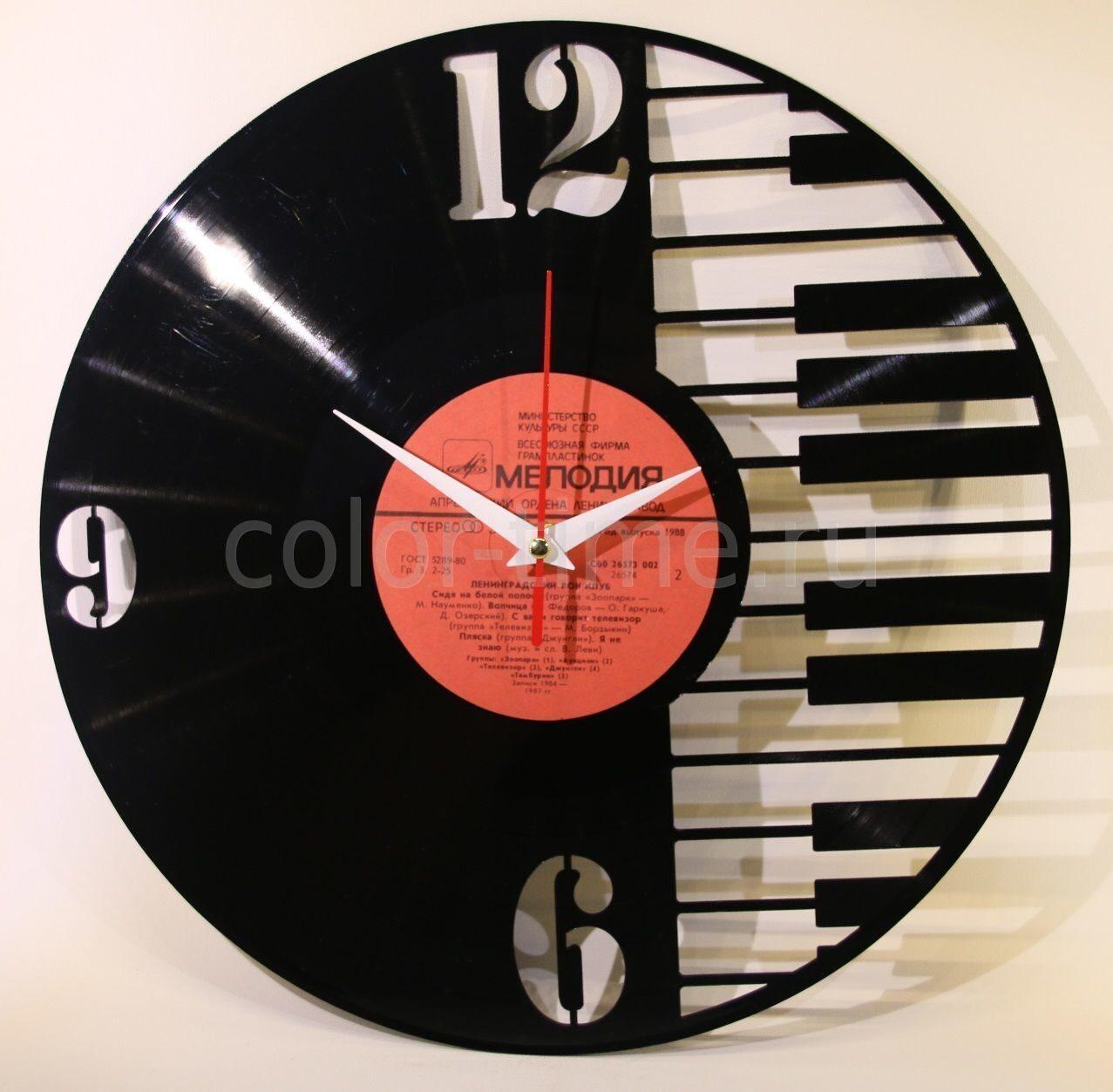 Музыкальные часы своими руками 244