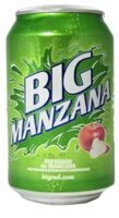 Big Manzana Apple (Яблоко) 355 ml США
