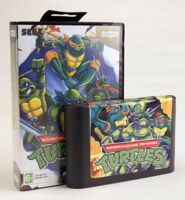 Игра для SEGA Teenage Mutant Ninja Turtles