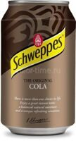 Schweppes The original COLA (кола), Польша