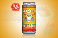 Напиток Ice Tea Arizona Mucho Mango,США