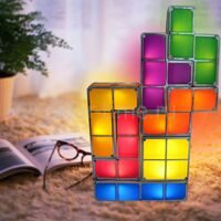 Ночник Magic Block LED Tetris Display