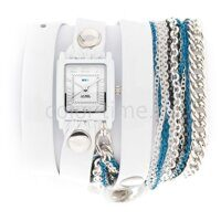 Наручные часы La Mer Collection Capri Multi Chain White