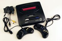 Sega Super Drive 2(132 in 1)