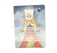 Скетчбук Touch the Sky (Little prince)