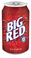 Big Red 355 ml США