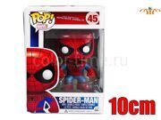 Фигурка башкотряс Funko POP Spider man Человек-паук Marvel Comics
