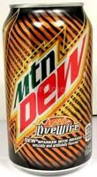 Mountain Dew Live Wire (Апельсин), США
