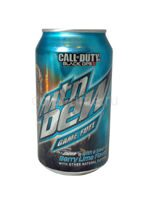 Mountain Dew Game Fuel Berry Lime Soda, США