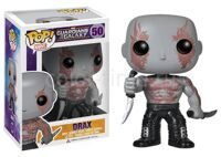Фигурка башкотряс Funko POP Drax the Destroyer Дракс Разрушитель Marvel Comics