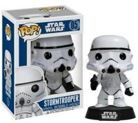 Фигурка башкотряс Funko POP Imperial Stormtrooper Штурмовик Star Wars