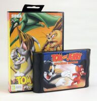 Игра для SEGA TOM & JERRY