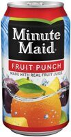 Minute Maid Fruit Punch США