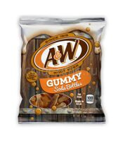Мармелад A&W Root Beer(рутбир) Soda Bottle Gummies 128 грамм
