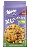 Печенье Milka XL Cookie NUT, (орешки с шоколадом), 184 гр. Импорт из Европы
