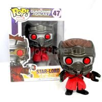 Фигурка башкотряс Funko POP Star-Lord Звездный лорд Marvel Comics