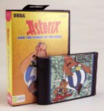 Картридж для Sega Игра Asterix And The Power Of The Gods
