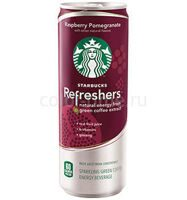 Starbucks Refreshers Raspberry (Малина), США