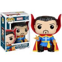 Фигурка башкотряс Funko POP Dr. Stephen Vincent Strange Доктор Стивен Винсент Стрэндж Marvel Comics