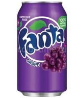 Fanta Grape (Виноград), 355 ml США