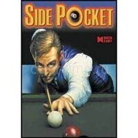 Картридж для Sega Игра Side Pocket