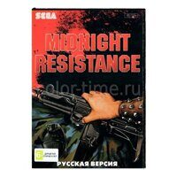 Картридж для Sega Игра Midnight Resistance