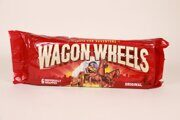 Печенье Wagon wheels Вагон Вилс с суфле Импорт Бокс