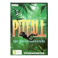 Картридж для Sega Игра Pitfall The Mayan Adventure