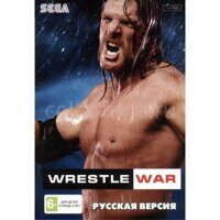 Картридж для Sega Игра Wrestle War