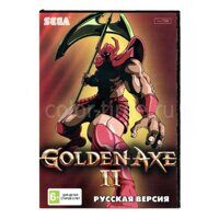 Картридж для Sega Игра Golden Axe 2